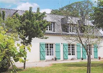 Guillac, nr. Josselin in Bretagne