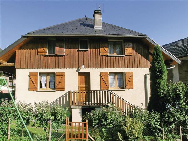 Montmin, nr. Faverges in Haute-Savoie