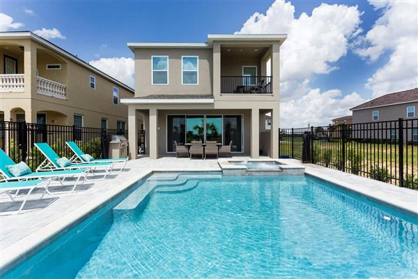 Sweet Acacia, Reunion Resort, Orlando, Florida