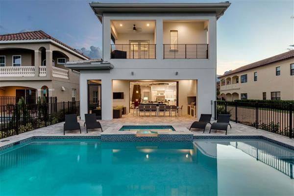 Verbena, Reunion Resort, Orlando, Florida