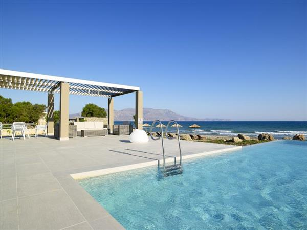 Aegean View Villa in Crete