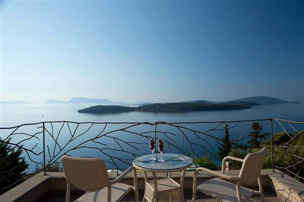 Aglaia in Ionian Islands