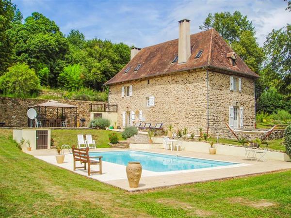 Aillac Farmhouse, France