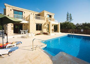 Akis , Argaka, Cyprus With Swimming Pool
