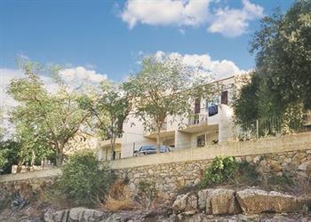 Algajola in Haute-Corse