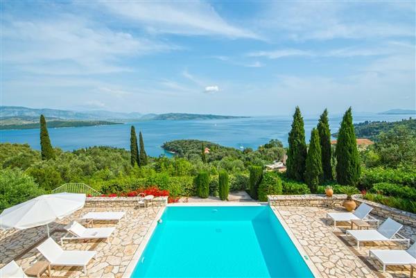 Alisoni in Ionian Islands