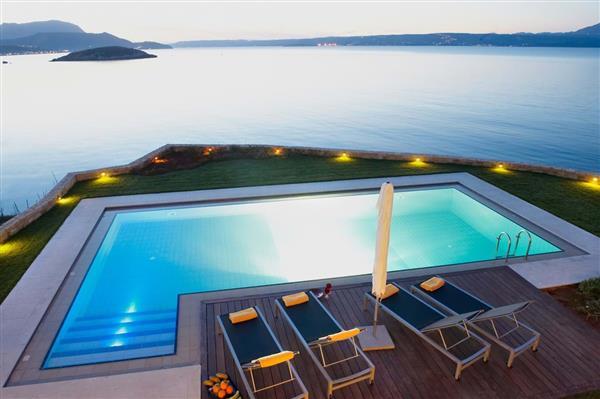 Almyra Residence in Crete