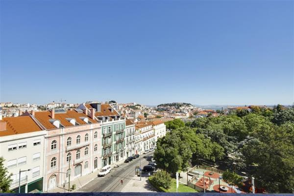 Amaral Apartment in Lisbon