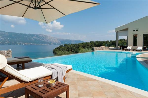 Ancatha Villa in Ionian Islands