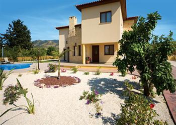 Andreas Villa in Cyprus