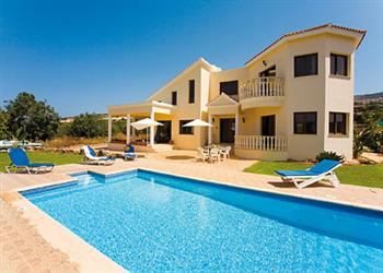 Andria, Coral Bay, Cyprus With Swimming Pool