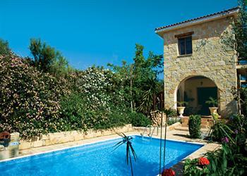 Angela, Argaka, Cyprus With Swimming Pool