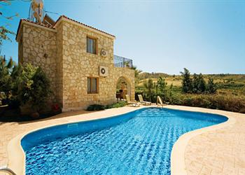 Anna, Argaka, Cyprus With Swimming Pool