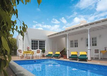 Antares in Lanzarote