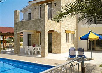 Anthea, Coral Bay, Cyprus With Swimming Pool