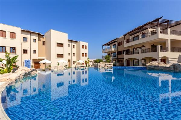 Apartment Alexander Heights Premium AL01, Aphrodite Hills, Cyprus With Swimming Pool