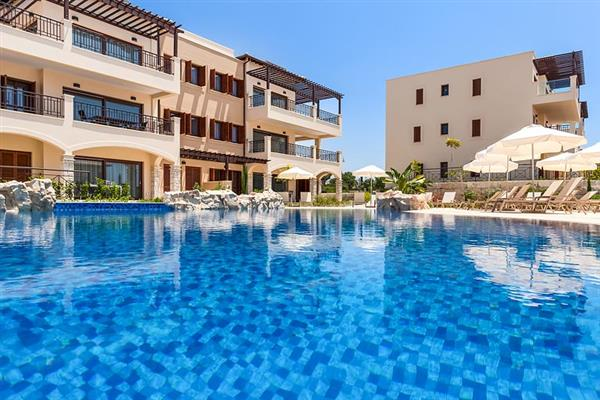 Apartment Alexander Heights Premium AM02, Aphrodite Hills, Cyprus With Swimming Pool