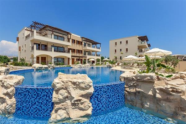 Apartment Alexander Heights Premium AN01 in Cyprus