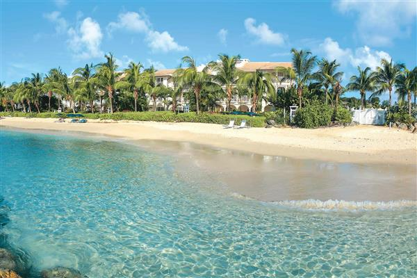 Apartment Beach Front III in Barbados