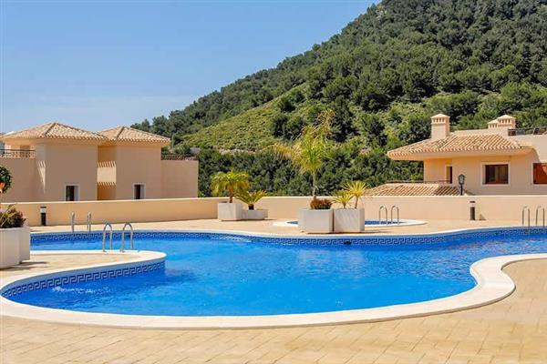 Apartment Buena Vista Poco in Spain