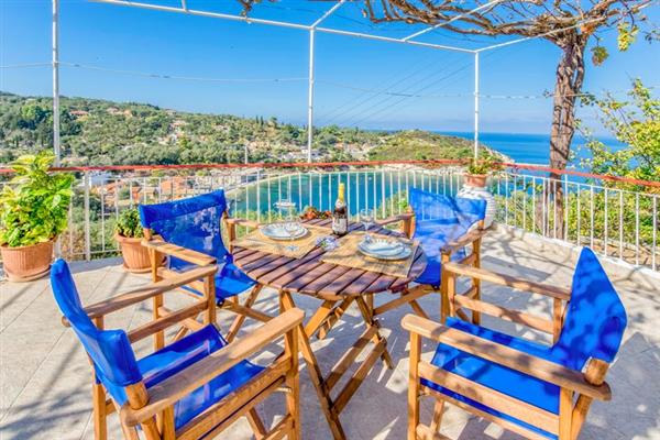 Apartment Captain's House in Paxos