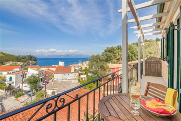 Apartment Christina Apt in Paxos
