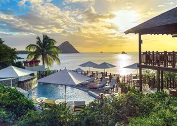 Apartment Courtyard Suite I in St Lucia