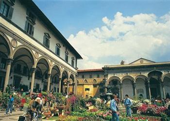 Apartment Ghibellina in Toscana