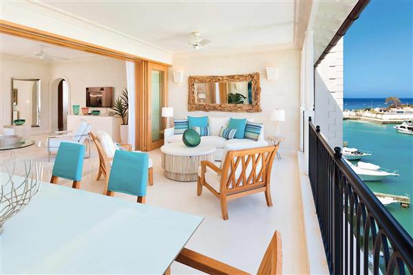 Apartment Harbourside I in Barbados