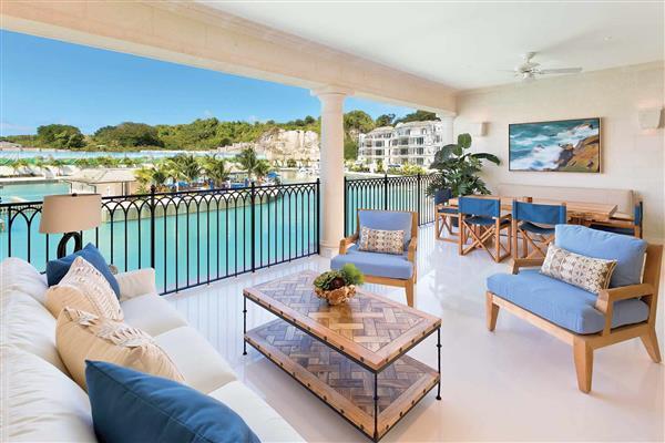 Apartment Harbourside II in Barbados