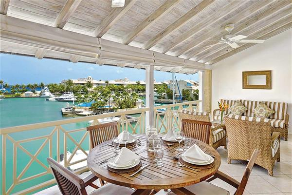 Apartment Lagoon Front I in Barbados
