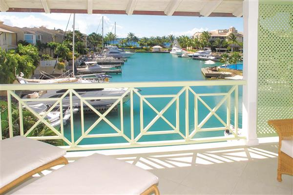 Apartment Lagoon Front II in Barbados