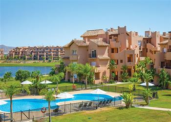 Apartment Mar Menor Residences I in Spain