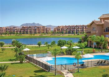 Apartment Mar Menor Residences II in Spain