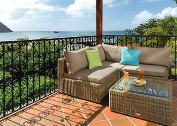 Apartment Ocean Suite II with Pool in St Lucia