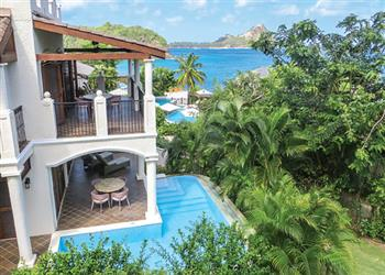 Apartment Ocean Suite III with Pool in St Lucia