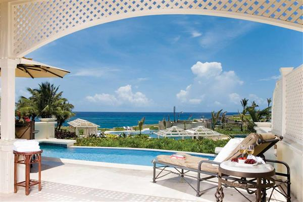 Apartment Ocean View II with Pool in Barbados