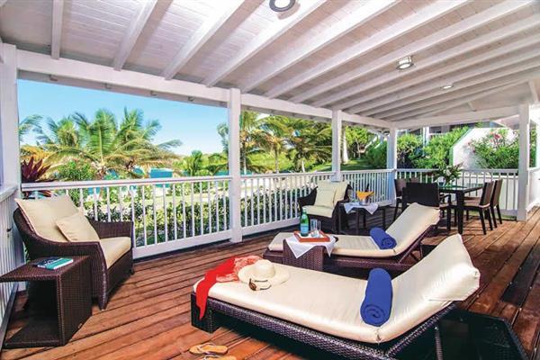 Apartment Premium Beachfront II in Antigua