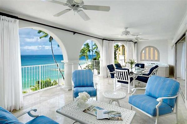 Apartment Sea View Superior III in Barbados