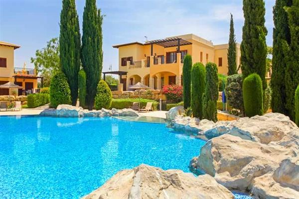Apartment Theseus Village AA12, Aphrodite Hills, Cyprus With Swimming Pool