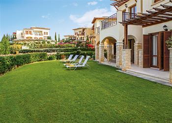 Apartment Theseus Village AB02, Aphrodite Hills, Cyprus With Swimming Pool