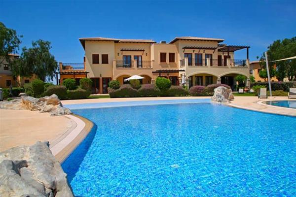 Apartment Theseus Village BE02, Aphrodite Hills, Cyprus With Swimming Pool