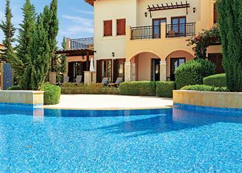 Apartment Theseus Village BK02 in Cyprus