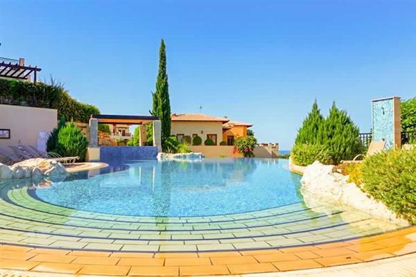 Apartment Zephyros Village LZ12 in Cyprus