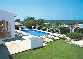 Aramis in Menorca