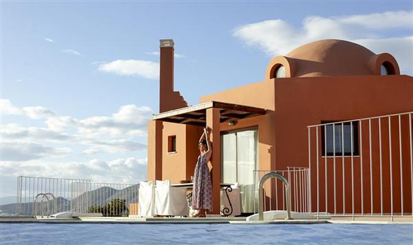 Ariadne Luxury Villa in Crete