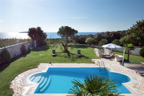 Arillas Sea View Villas in Ionian Islands