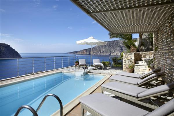 Assos Blue in Ionian Islands