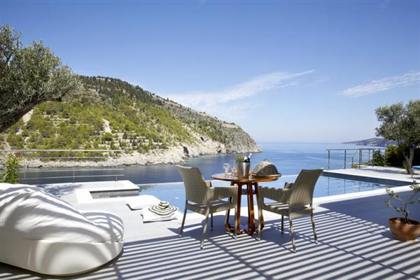 Assos Heart in Ionian Islands