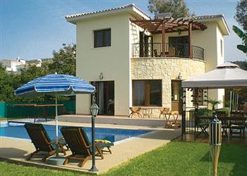 Athoullis Villa in Cyprus